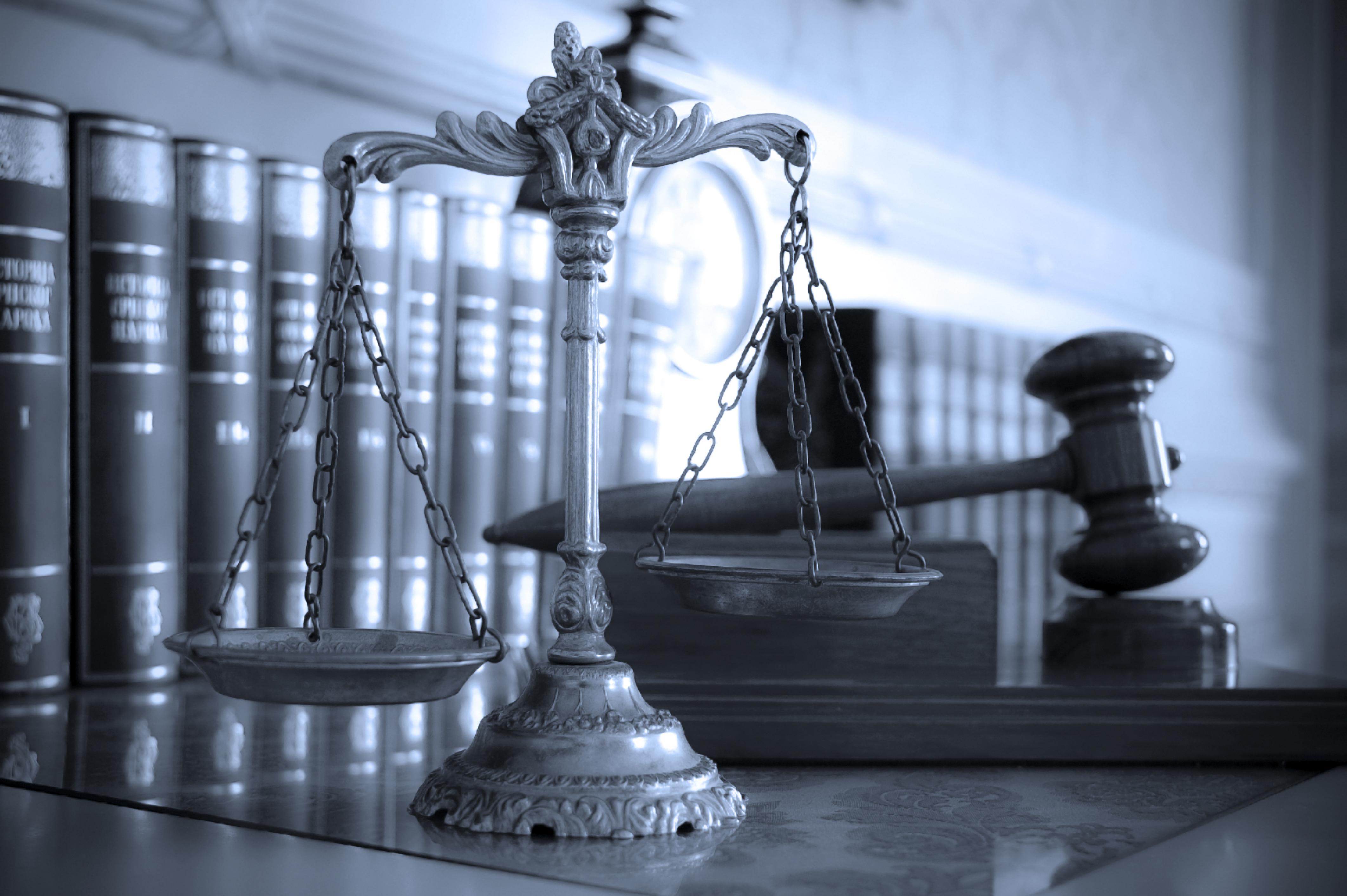 Balance - symbôle du droit - Notaire Contrecoeur